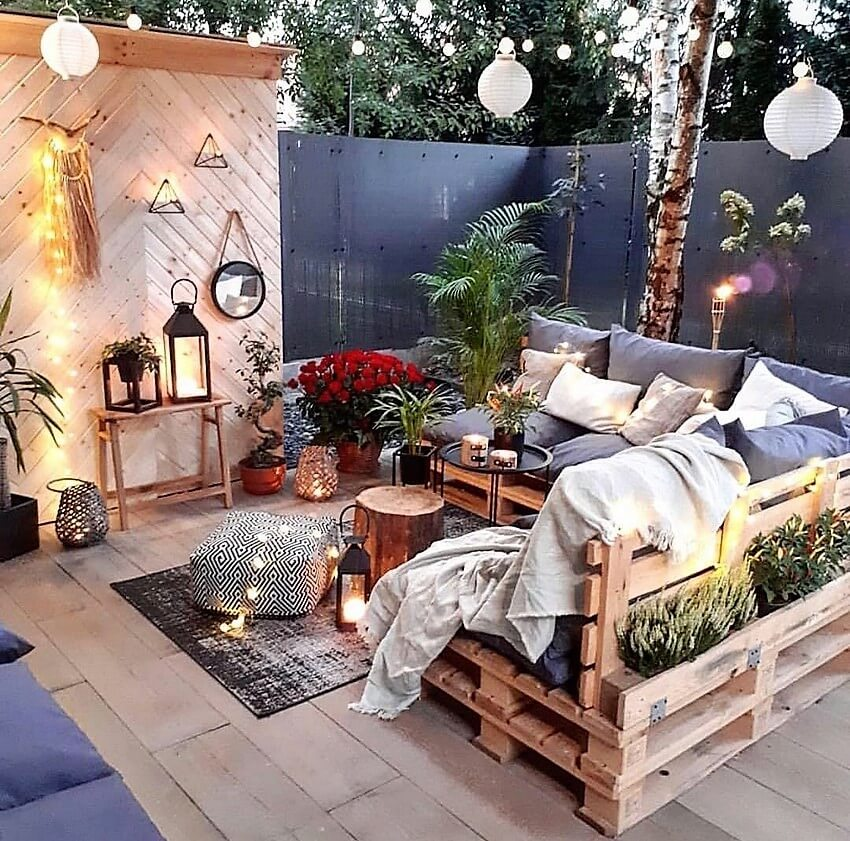 Outdoor Furniture And Diy Decor Ideas