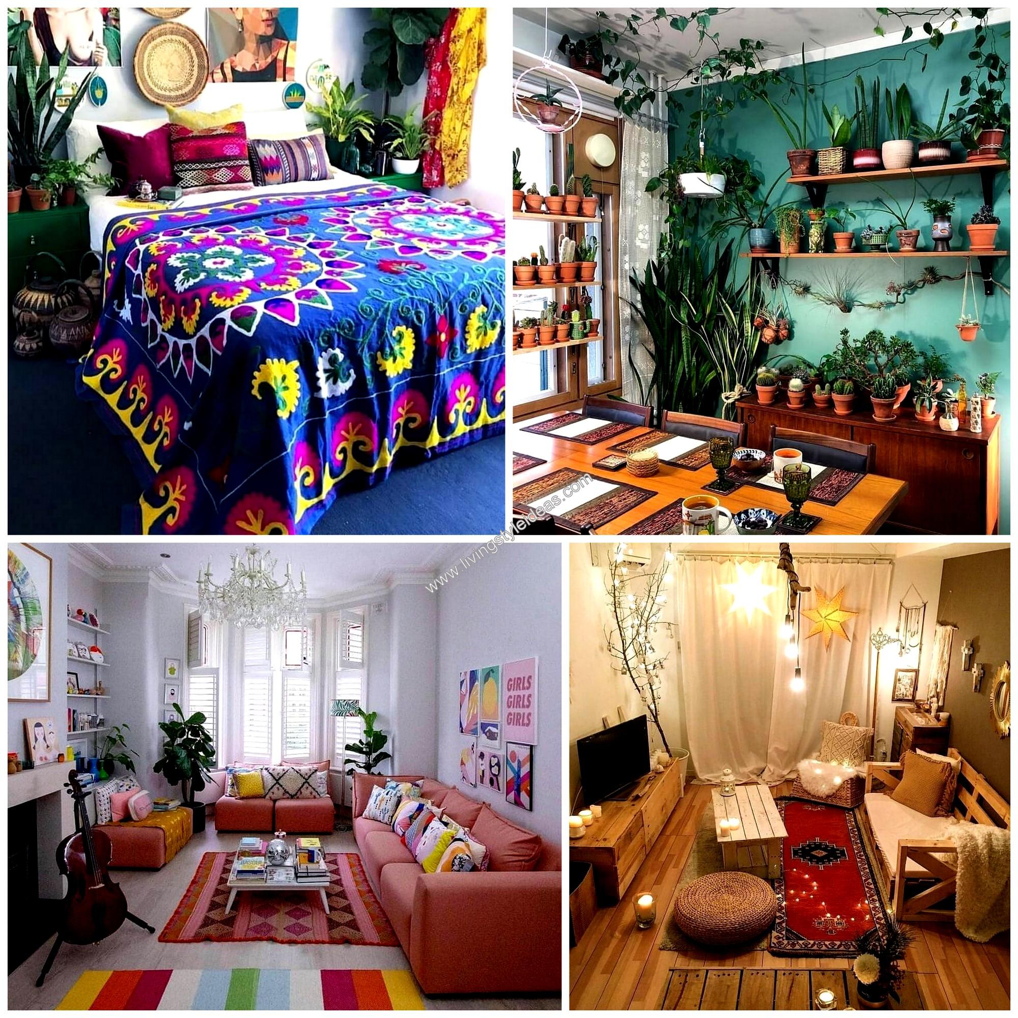Boho Chic Living Creative Home Decor Ideas Living Style Ideas